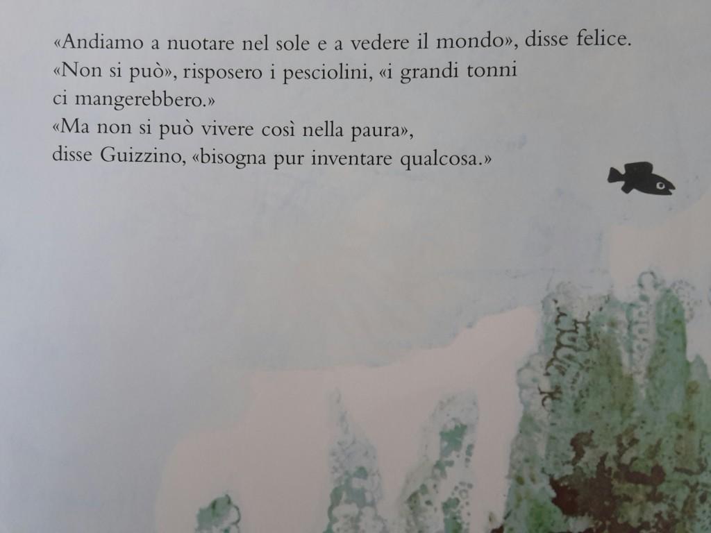 Guizzino, Leo Lionni (Babalibri)