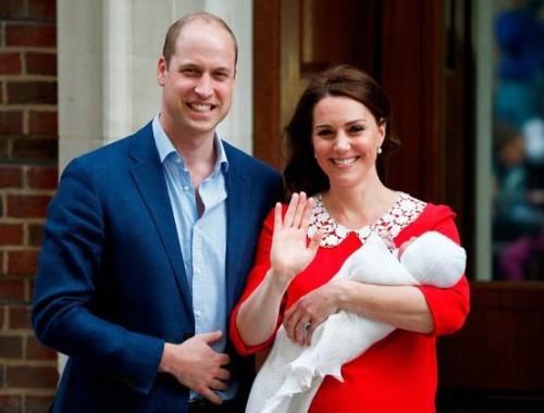 Il parto di Kate